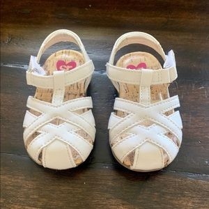 Stride Rite little girls sandals